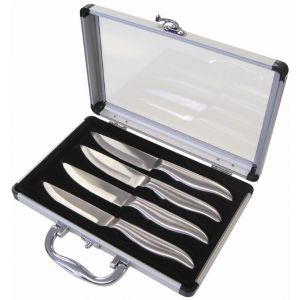Noži za meso v darilnem kovčku