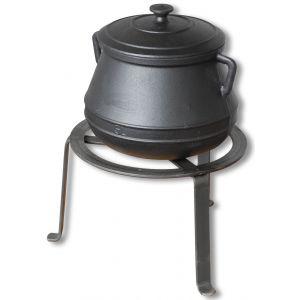 Kotliček za kuhanje 5l s stojalom