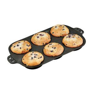 Litoželezen pekač za muffine