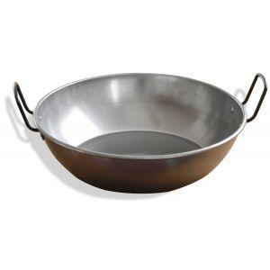 Žar plošča kovinska globoka fi=36cm