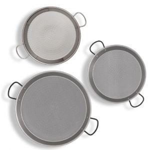 Plošča kovinska - okrogla
