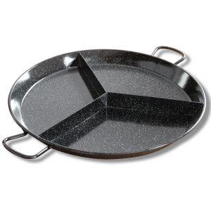 Kovinska žar plošča Tristana - 60 cm (emajlirana troprekatna)